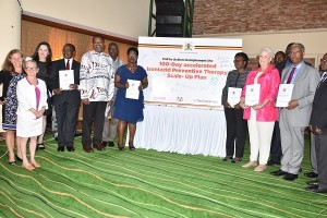 Uganda Ministry of Health Launches 100 Day Plan to Scale up Tuberculosis Treatment among People Living with HIV/AIDS